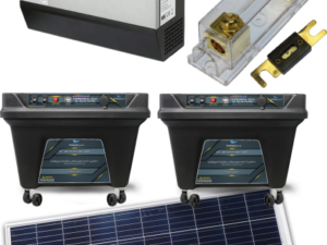 Somerset 3kVA AC Solar Unit